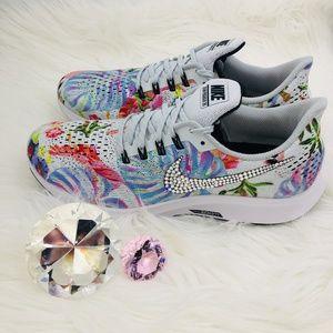 076ea92d958b Nike Shoes - Bling Nike Air Zoom Pegasus 35 Floral w  Swarovski